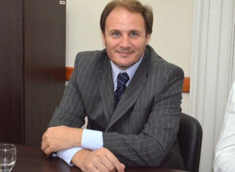 Inquietud por �inseguridad en vastas zonas rurales� . El diputado provincial del GEN en el FAUnen, Jorge Santiago.