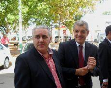 Manuel El�as y Juli�n Dom�nguez.
