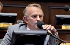 Mario Vignali, diputado provincial de la UCR.