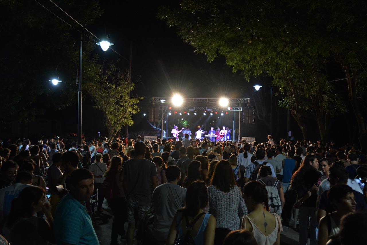 """Más de 24 mil personas disfrutaron de """"AcercArte"""" este fin de semana en Areco"""