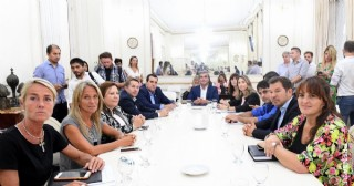 Areco con Durañona al frente como referente de la Bicameral de Seguimiento de las emergencias provinciales