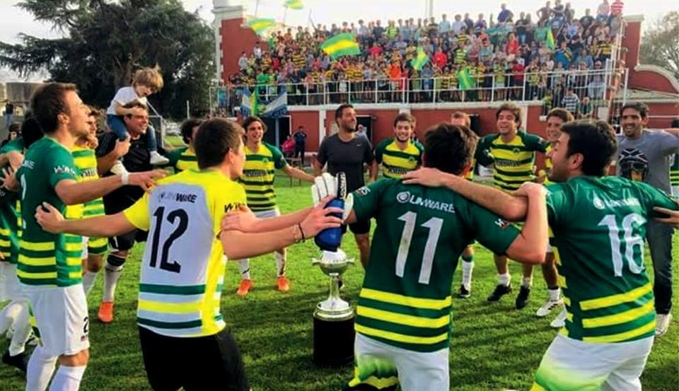 El Club San Patricio vuelve a festejar con alma de campeón