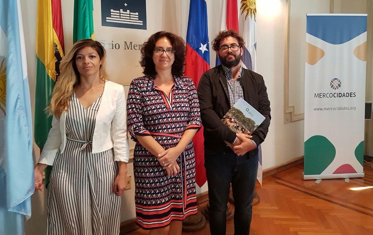 Hasta el 22 de marzo, la ciudad de Montevideo es sede del encuentro que reúne a más de una veintena de ciudades de la región para realizar la coordinación anual de actividades de Mercociudades.