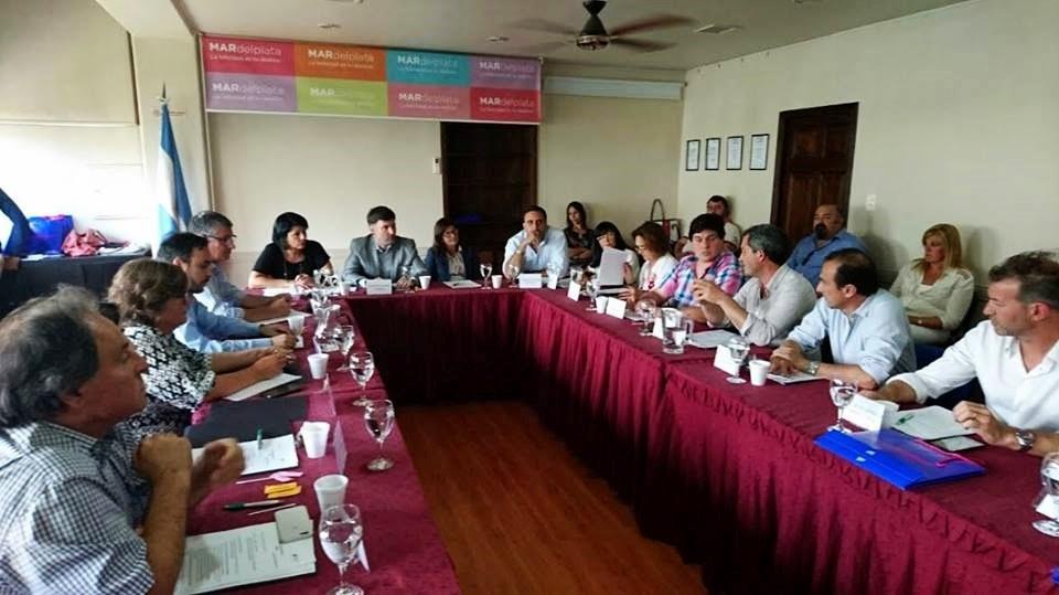El pasado viernes, el director de Turismo de San Antonio de Areco, Andrés Ziperovich, estuvo presente en la última reunión del año del Consejo Provincial de Turismo (COPROTUR) en su carácter de titular del Polo de Desarrollo Turístico 2.