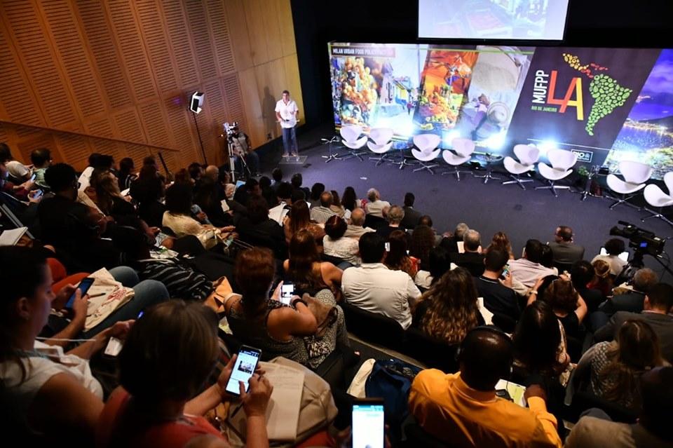 La ciudad de San Antonio de Areco participa en Río de Janeiro, Brasil, del primer foro latinoamericano de MUFPP, Milan Urban Food Policy Pact.