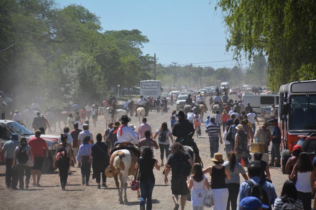 La Fiesta Nacional de la Tradición se palpitó en cada rincón de San Antonio de Areco este fin de semana.