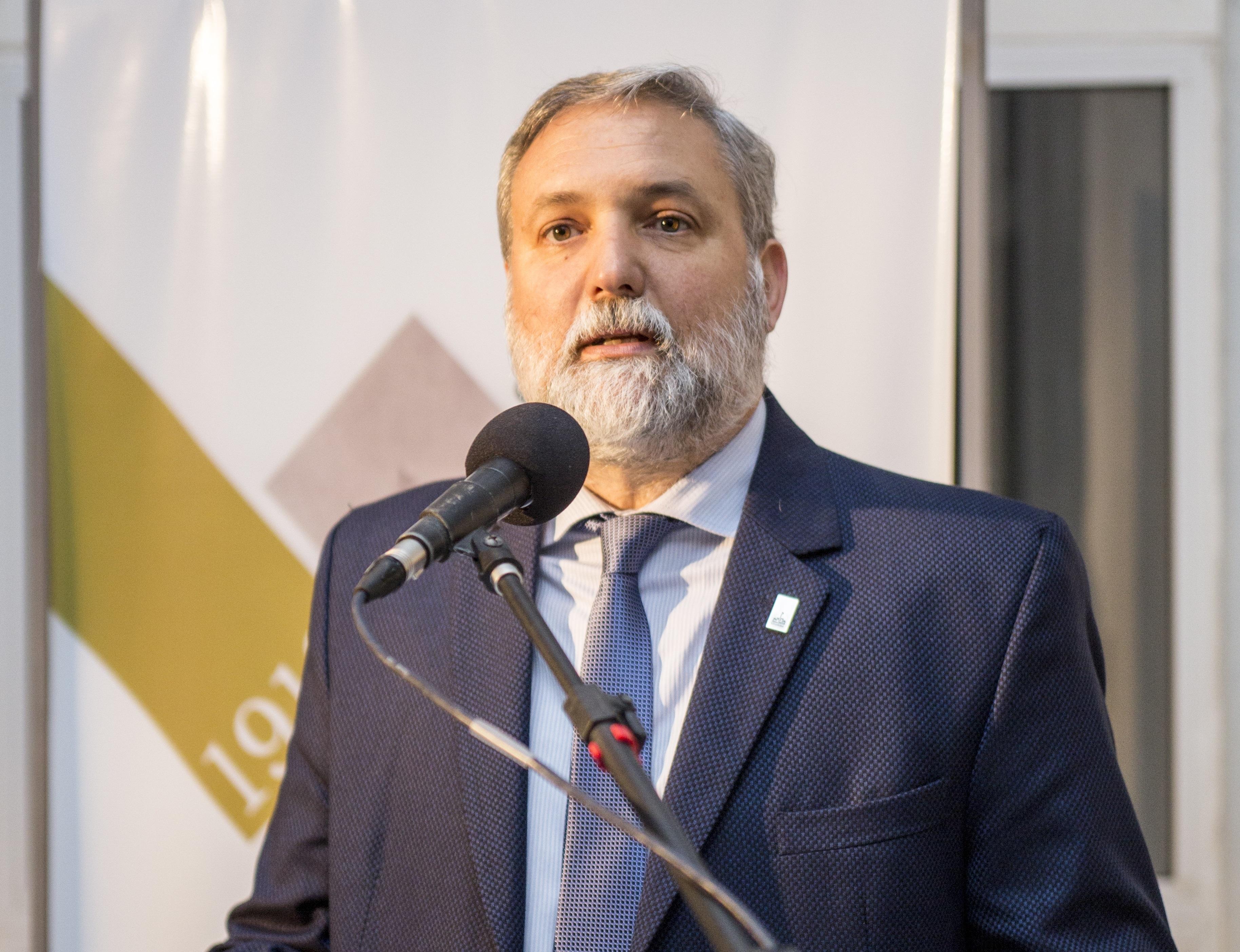 La máxima autoridad de la Universidad Nacional de San Antonio de Areco, Jerónimo Ainchil, realiza un balance del 2018 y plantea las perspectivas para el año entrante, en el que la institución tendrá sus primeros egresados:
