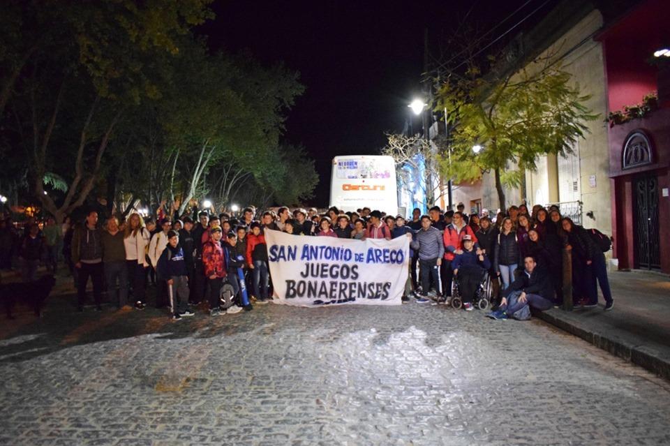 Juegos Bonaerenses: 150 jóvenes representan a la ciudad en Mar del Plata