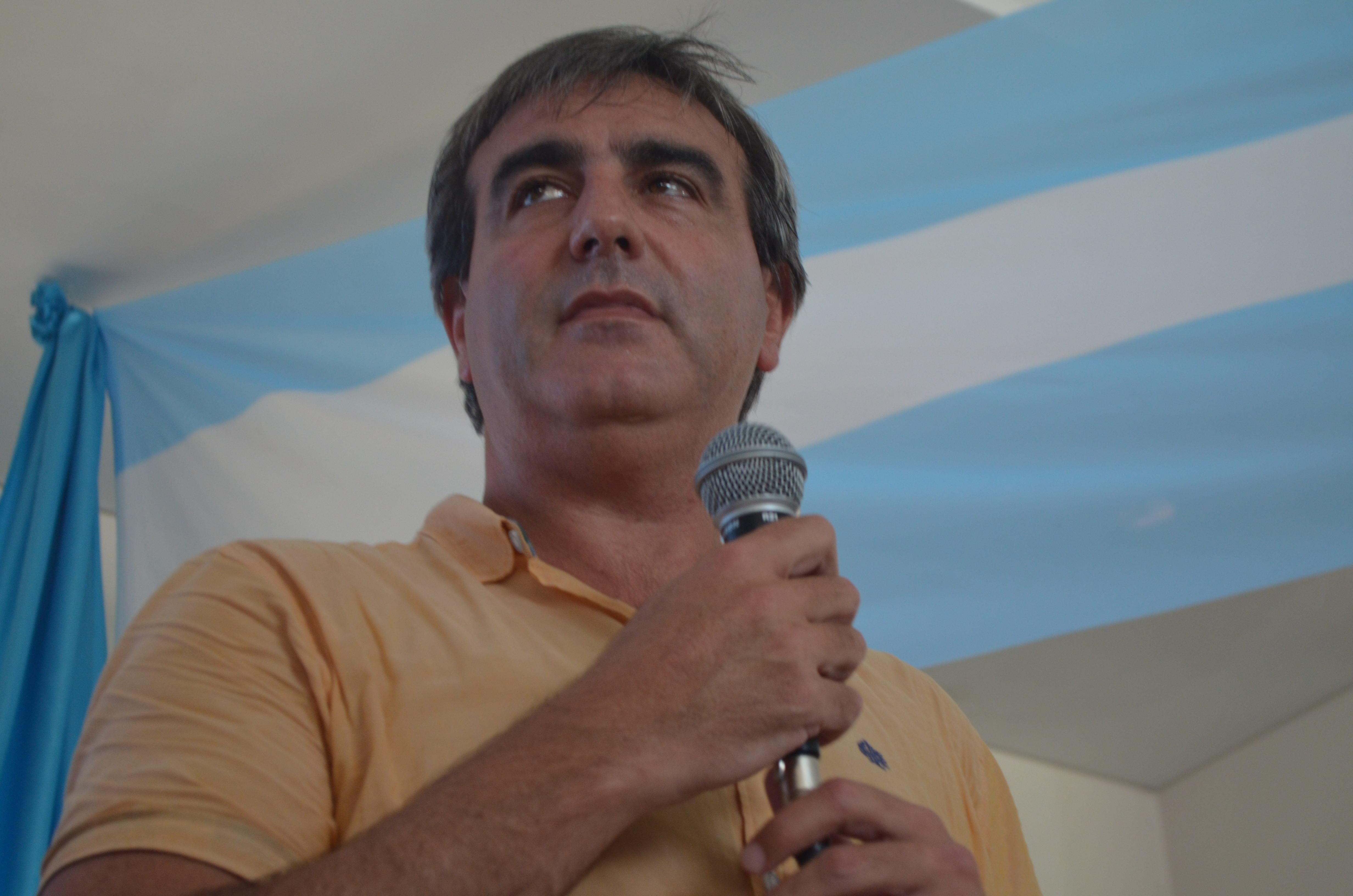 """El jefe comunal de San Antonio de Areco, Francisco """"Paco"""" Durañona, fue mutado por 40 mil pesos por el Tribunal de Cuentas de la provincia de Buenos Aires."""