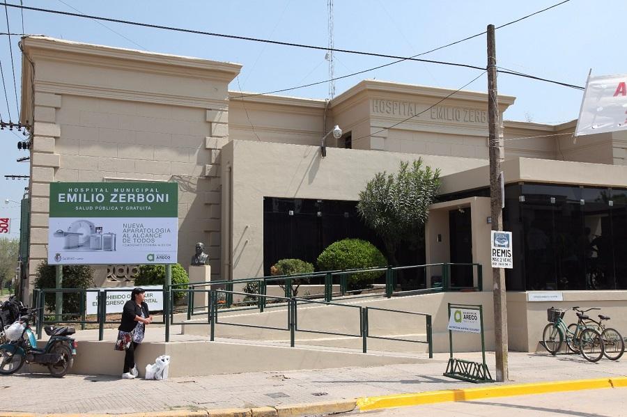 El Hospital de San Antonio de Areco recibió dos bombas de infusión volumétrica por parte del Rotary Club. Las mismas serán destinadas al sector de pediatría y al quirófano.