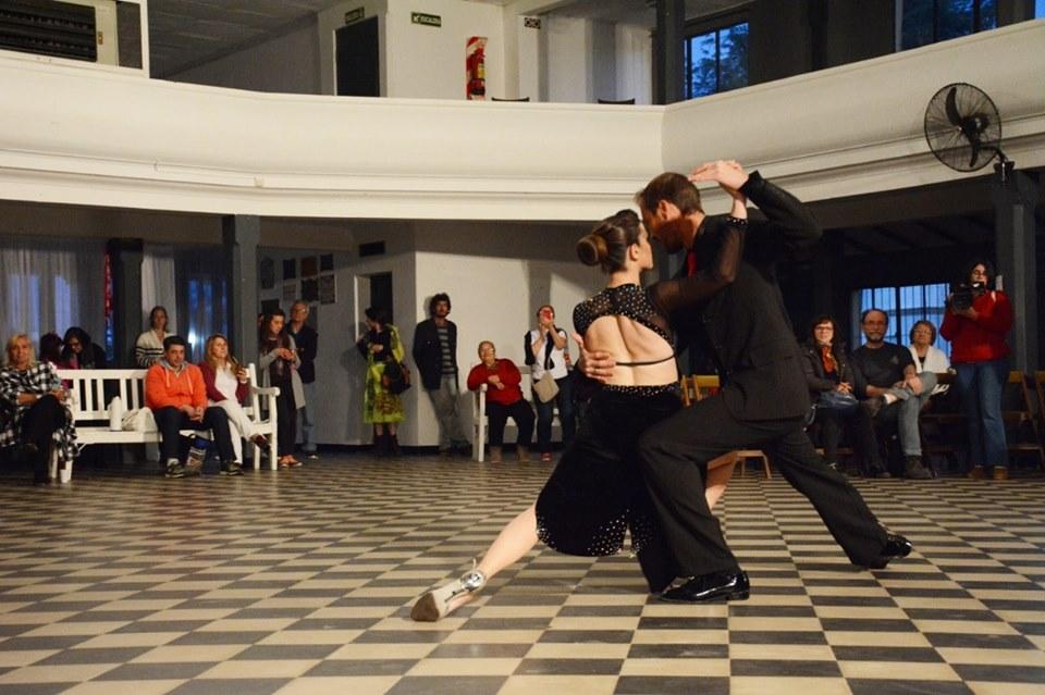 Gran festival de tango en el Prado Español