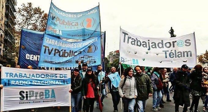El intendente Francisco Durañona expresó su repudio al despido de los trabajadores de la agencia nacional de noticias Télam, y manifestó su fuerte rechazo al proceder del Gobierno nacional sobre las fuentes laborales.