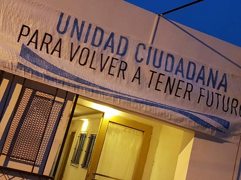 """El portal de noticias CSHoy24! difundió este jueves un contundente mensaje emitido por Unidad Ciudadana de San Antonio de Areco en el cual repudia """"enérgicamente la persecución judicial y mediática a la que está siendo sometida la líder de nuestro espacio, la ex presidenta Cristina Fernández de Kirchner""""."""