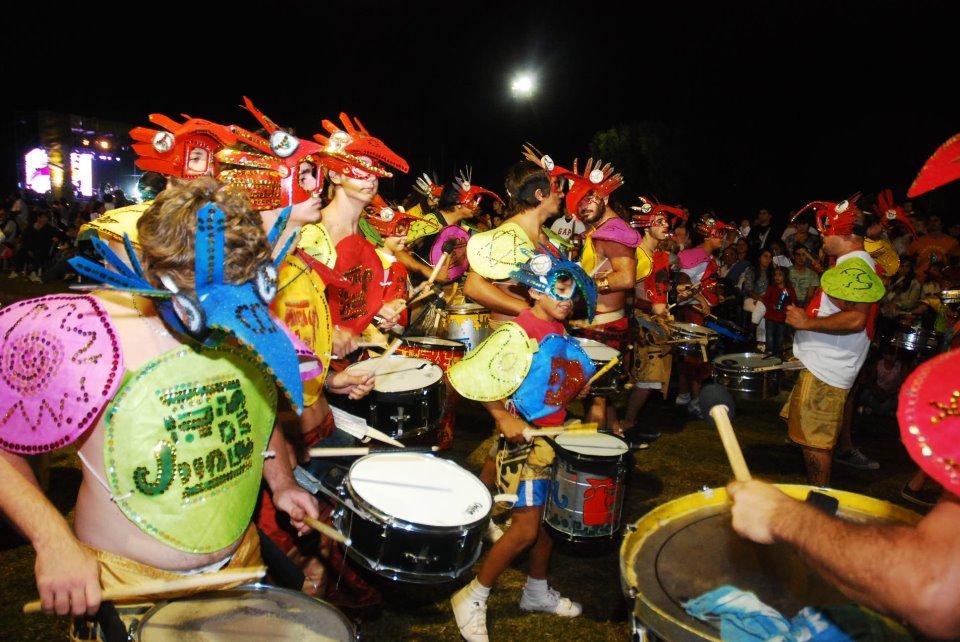 Se acerca el festejo de Carnaval, y el polideportivo local se prepara con todo para los días 2,3, 4 y 5 de marzo.