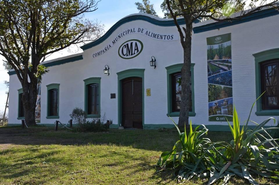 Compañía Municipal de Alimentos, espacio de referencia para emprendedores locales