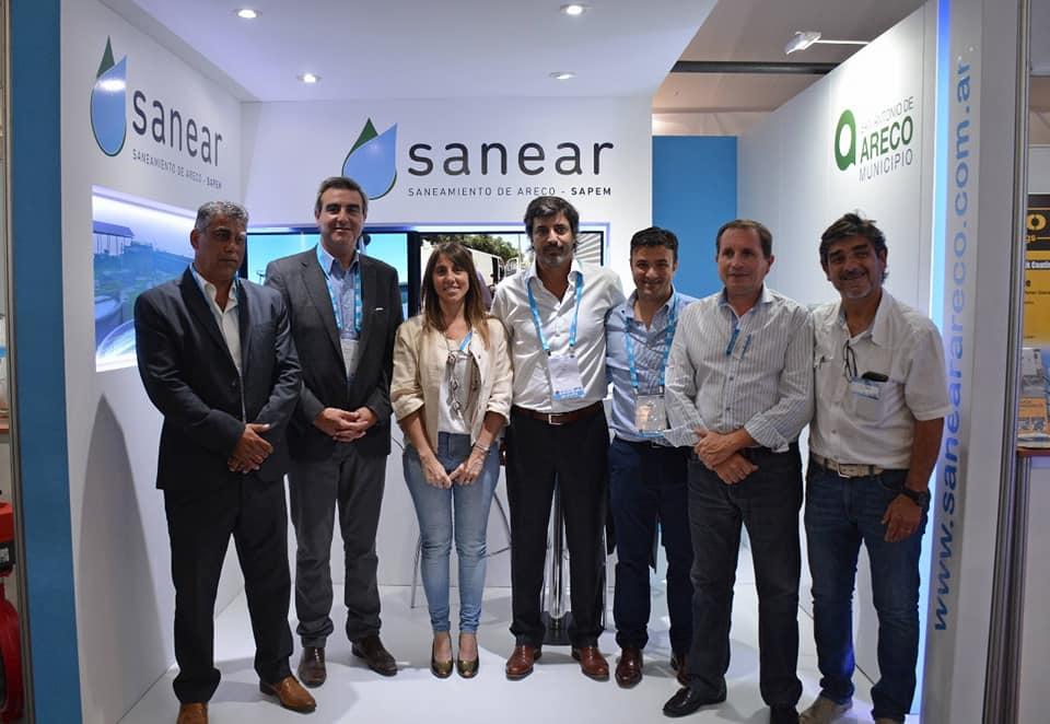 Este jueves por la mañana, el Municipio llevó la experiencia de SANEAR, la empresa estatal de aguas y cloacas, al Congreso y Exposición IWA – Agua y Desarrollo 2017 (IWA WDCE2017).