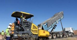 Infraestructura: ministros de Provincia y Nación supervisaron obras sobre la Ruta Nacional 8