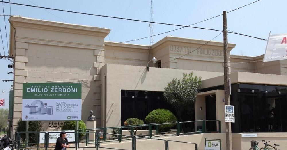El paciente estaba internado en el Hospital Emilio Zerboni hace unos días, y falleció como consecuencia del agravamiento de su cuadro respiratorio.