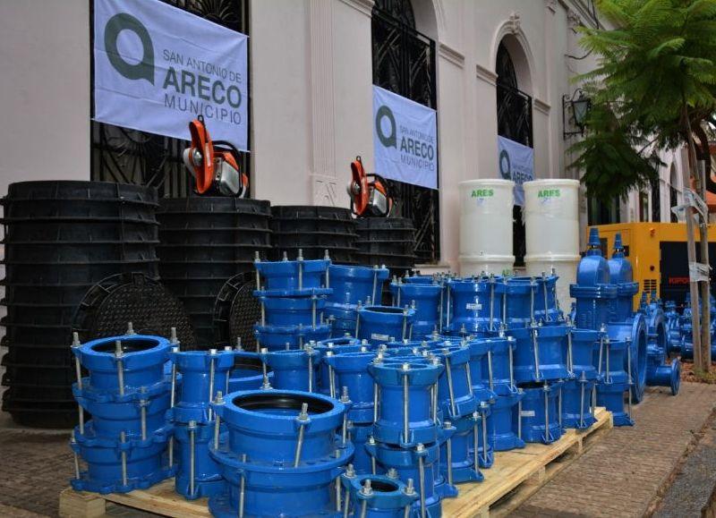 El fortalecimiento del servicio sanitario de la ciudad requerirá una inversión de 13 millones de pesos.