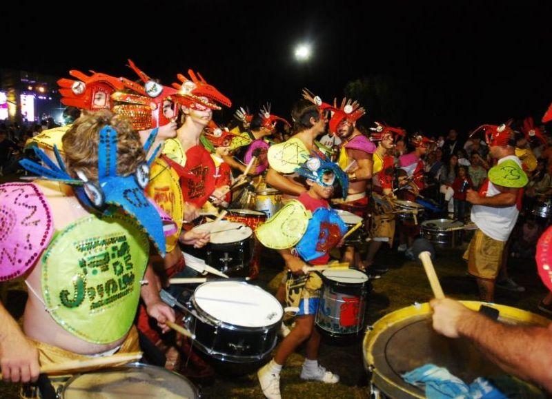 Música y tradiciones en la ciudad.