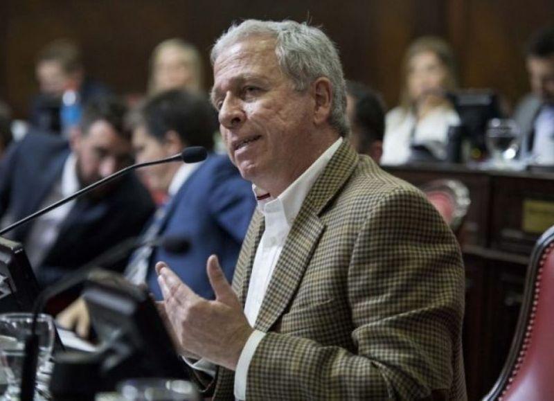 Marcelo Pacífico, senador provincial por Cambiemos.