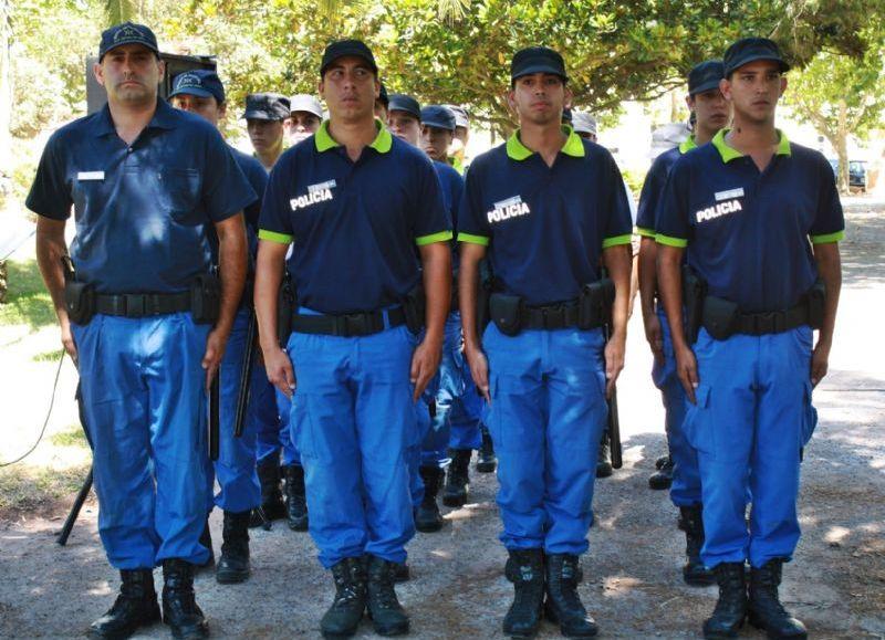 Estos nuevos oficiales articularán su trabajo con las demás fuerzas que operan en Areco.