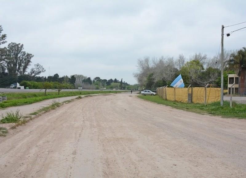 La Municipalidad de San Antonio de Areco comenzó a analizar la posibilidad de avanzar con diversas obras sobre la Ruta Nacional 8.