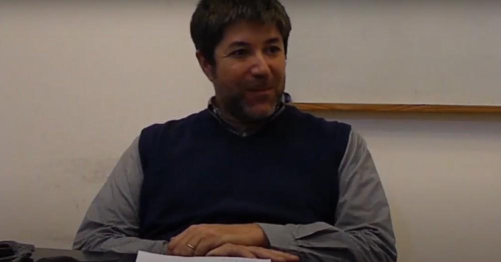 Miguel Amadeo habló sobre la situación que atraviesa la ciudad.