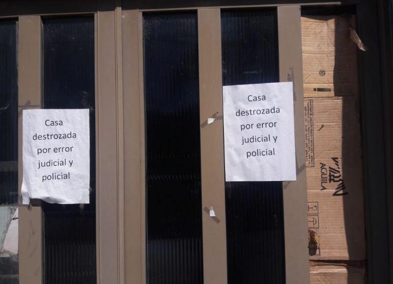 Entre los casos más absurdos se destaca el allanamiento a una vivienda de calle Saavedra 19.