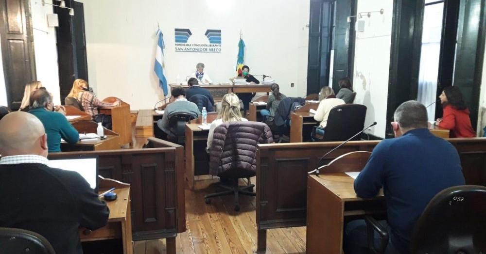 El Concejo Deliberante sesionará este viernes a las ocho y media de la mañana.