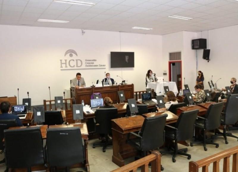 Se aprobó la creación de una empresa de mayoría accionaria estatal que se encargue de la infraestructura en materia de Redes de Telecomunicaciones.