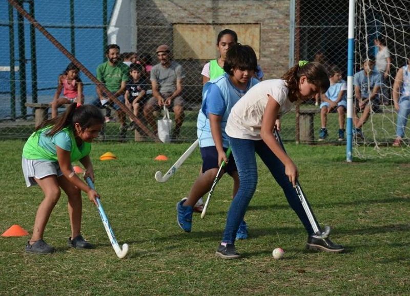 Hubo once talleres de diversas disciplinas deportivas.