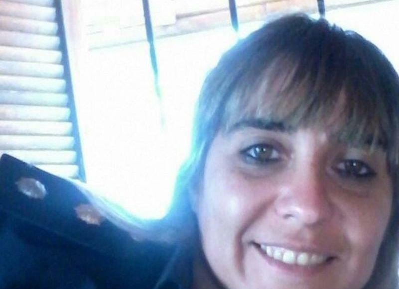 Yamila Palacios, la oficial en cuestión.