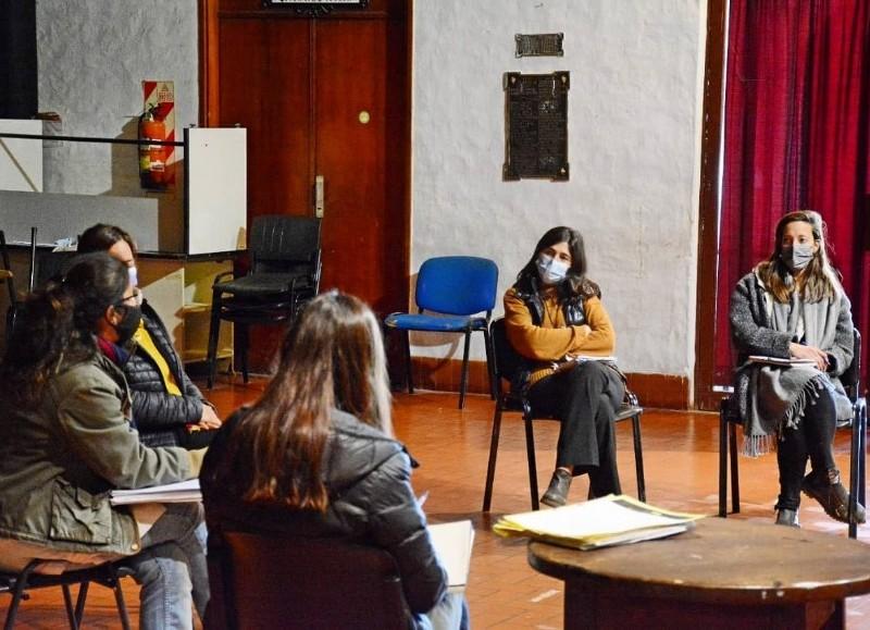 En el mes de septiembre, informaron desde la Municipalidad que los alumnos del Instituto Técnico 143, relarizarán las prácticas profesionales en la comuna.