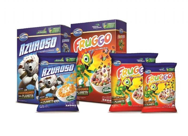 La línea está compuesta por cuatro variedades con formatos originales, nuevos sabores y una propuesta lúdica y sustentable.