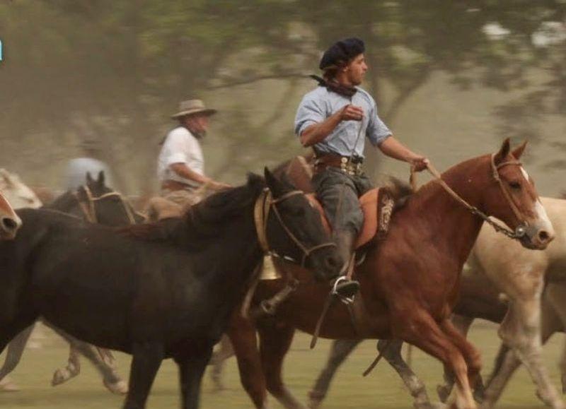 Desde hace 77 años, San Antonio de Areco celebra las tradiciones gauchas.