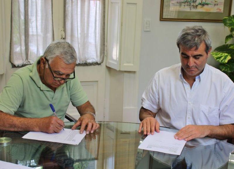 Frenos Bondolfi y Cooperativa ICSA Sudamericana, las dos compañías que efectuaron la compra.