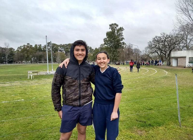 Los jóvenes deportistas de Areco, un orgullo.