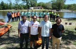 Impulso al turismo: Areco lanzó el Operativo Verano 2018
