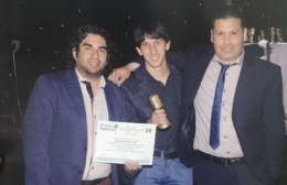 Claudio Sosa, Julián De Martino y Daniel Campillo.
