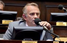 El diputado provincial de la UCR plantea la modificación de la Ley 10.205.