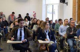 El evento reunió a representantes de un gran número de organizaciones sociales.