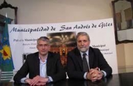 La Universidad Nacional de San Antonio de Areco llega a San Andrés de Giles con una propuesta académica