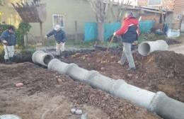Plan integral de mejoramiento de calles: siguen las obras en Duggan