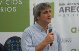 Los reclamos son contra el intendente, Francisco Durañona, y contra su bloque en el Concejo Deliberante.