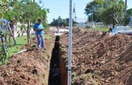 Se estima que estos trabajos beneficiarán a ocho mil arequeros.