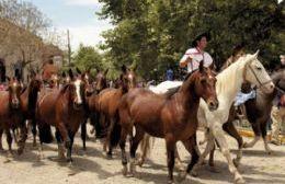 Los festejos ya llevan un mes de duración con distintas peñas y actividades en la cabecera del partido y sus localidades.