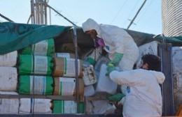 Comenzó la campaña de recepción de envases vacíos de fitosanitarios