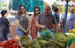 Areco con un rol protagónico en la creación de Tiendas Solidarias de Mercociudades