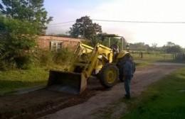 La Municipalidad priorizó obras y recorridas con los vecinos